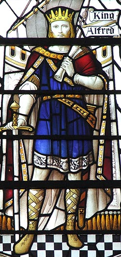King Alfred the Great 849 – 899