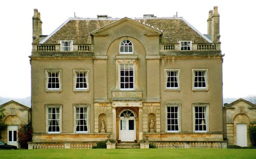 Old Fashioned Houses rbh: history of faringdon house, berkshire (oxfordshire)