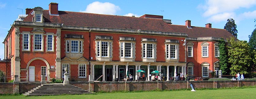 South Hill Park & RBH: History of South Hill Park Easthampstead Berkshire